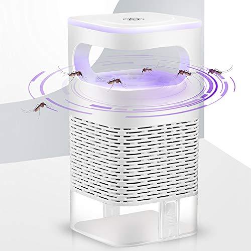 Elektrischer Insektenvernichter mit Bunte Nachtlichter, UV Insektenvernichter Elektrischer Insektenfalle Mückenlampe Moskito Lampe Insektenlampe Zeltlampe gegen Mücken, Fliegen, Moskitos für Innen