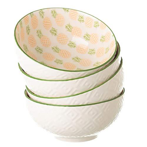 Cuencos Aperitivo Ceramica Porcelana Recipiente Postres Bol Bowl - Platos Platitos Diseño...