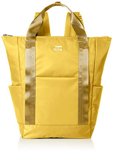 Anello Shift AT-C3149 2-Way Tote Backpack Can fit A4 Size Items   Outer Material Polyester (Yellow)