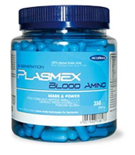 Megabol Plasmex Blood Amino 100% Strong Animal Amino Acids BCAA Branch Chain