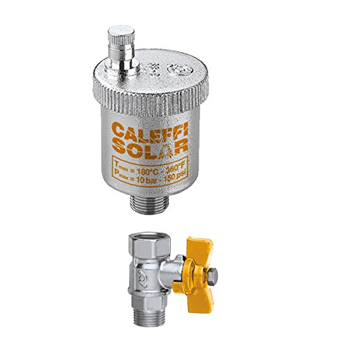 250931 Válvula de ventilación automática para sistemas