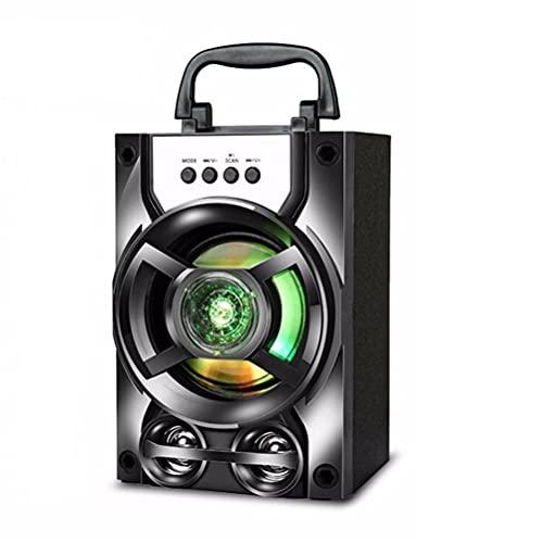 Ububiko Altavoz Bluetooth Portátil, Sistema De Altavoces Bluetooth para Pc, Conector para...