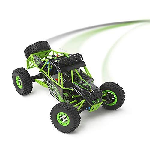 LZH FILTER Ferngesteuertes Auto 4WD 2,4 Ghz 1:12 Funksteuerung Offroad-Spielzeug Hochgeschwindigkeitsfahrzeug mit 50 Km/H mit LED-Licht Große Spielzeuggeschenke für Kinder Jungen Mädchen