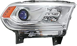 Koolzap For 14-15 Durango Front Headlight Headlamp Halogen Head Light w/o LED DRL Right Side
