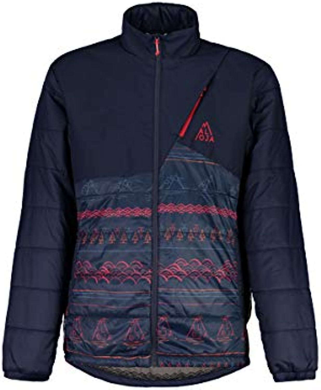 Maloja Outdoorjacke Jacke JULIERM. Primaloft Jacket BLAU Winddicht