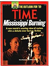 Time Magazine January 9 1989 Mississippi Burning Gene Hackman & Willem Dafoe * The Outlook for 89