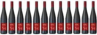 2019er Metzger Prachtstück Spätburgunder Cuvée Rot Wein QbA trocken Deutschland aus der Pfalz 12 Flaschen