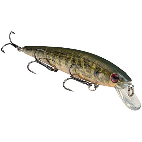 KVD Jerkbait 3 Hook,Natural Bream, 0.05