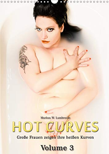 Hot Curves Volume 3 (Wandkalender 2021 DIN A3 hoch)