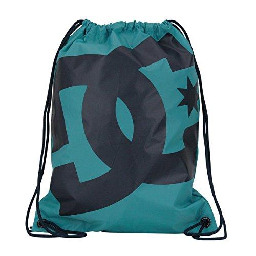 Mochila DC azul Simpski, Bolsa con cordones