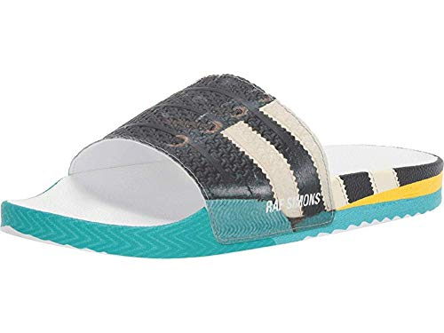 adidas by RAF Simons RAF Simons Samba Adilette Footwear White/Print UK 6.5 (US Men's 7, US Women's 8)