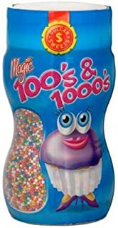 Dollar Sweets Magic 100's & 1000's Topping