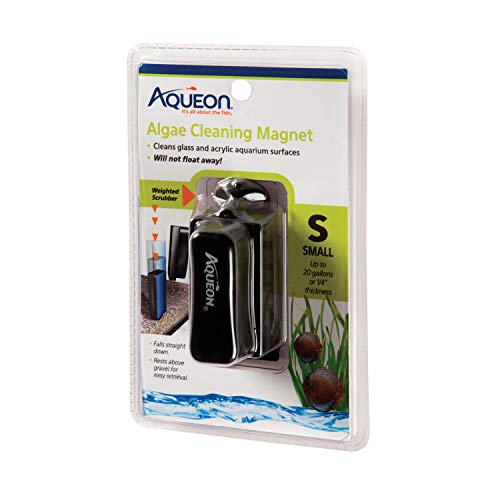 Aqueon Aquarium Cleaning Magnets Glass Acrylic, Small