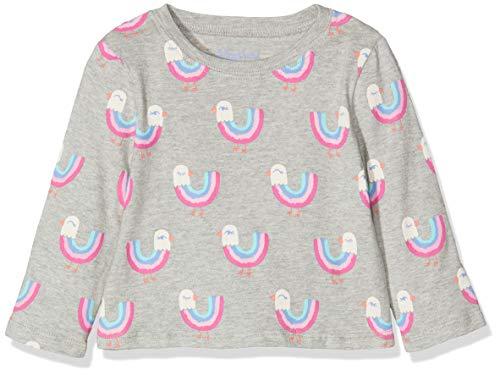 Hatley shirt met lange mouwen voor baby's en meisjes, lange mouwen