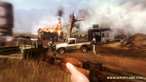 Far cry 2 - édition collector