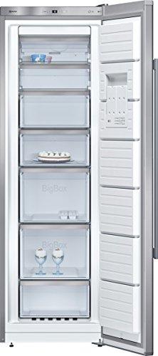 Neff GSF 868 A2 Gefrierschrank/A++ / 186,00 cm Höhe / 234 kWh/Jahr / 237 L Gefrierteil/NoFrost