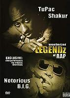 Unauthorized Legendz of Rap [DVD]