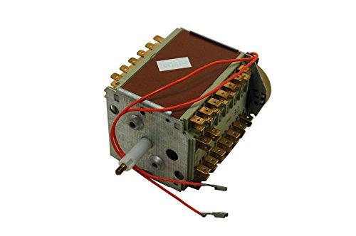 Whirlpool Waschmaschine Timer Teilenummer 481928218647