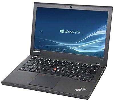 Lenovo ThinkPad X240 12.5in 4th Gen Intel Core i5-4300U 8GB 240GB SSD WiFi WebCam Windows 10 Professional 64-bit (Renewed)