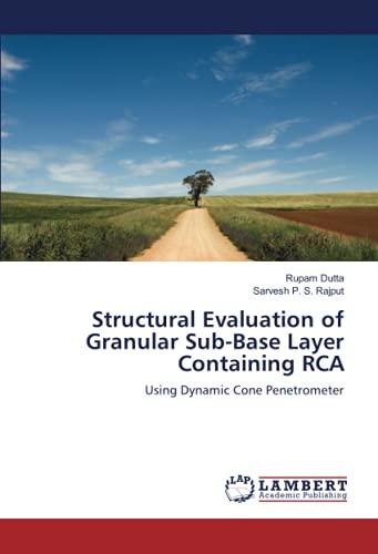Structural Evaluation of Granular...