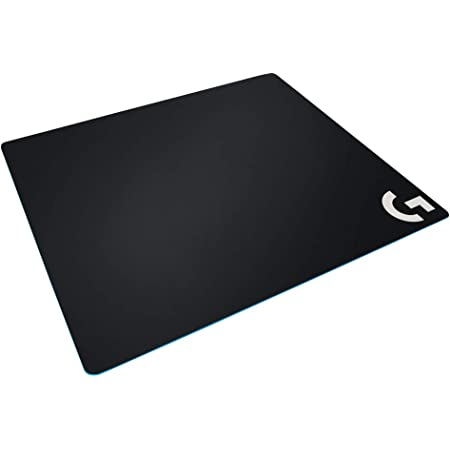 Logicool G ロジクール G ゲーミングマウスパッド G640r クロス表面 大型サイズ マウスパッド 国内正規品