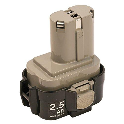 Makita 193100-4, Batterie 1234 Ni-Mh 12V/2,5Ah