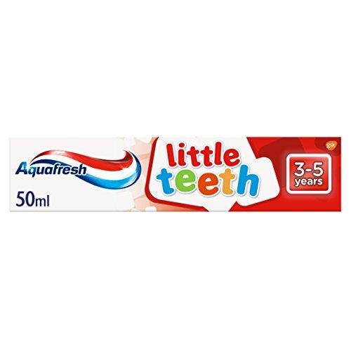 Aquafresh Zahnpasta Kleine Zähne 3-5 Jahre 50ml