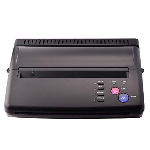 Impresora de transferencia de tatuajes