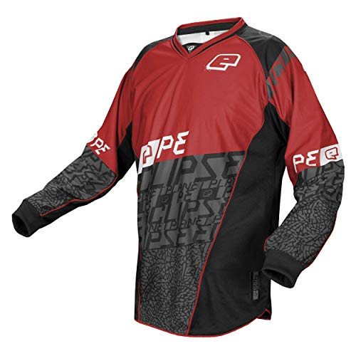 Planet Eclipse FANTM Paintball Jersey (Large, Fire)