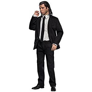 Star Pulp Fiction My Favourite Movie Action Figure 1/6 Vincent Vega 30 cm Toys 4