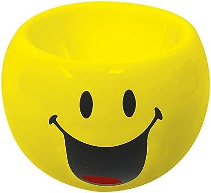 Preisvergleich für Zak Designs 6727-4465 Smiley Emoticon Glücklich Eierbecher gelb