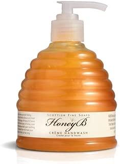 Scottish Fine Soaps Honey B 300ml/10.5oz Creme Handwash