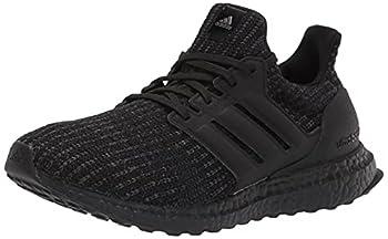 adidas Women s Ultraboost 4.0 DNA Running Shoe Black/Black/Grey 8