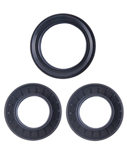 East Lake Axle rear differential seal kit compatible with 660 Grizzly 2002 2003 2004 2005 2006-2008