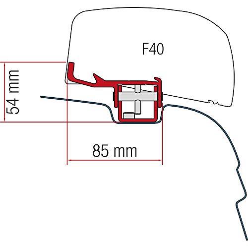Fiamma luifeladapter F40 Kit VW T5/T6