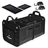 Feezen Car Trunk Organizer for SUV, Truck, Auto. Durable Collapsible...