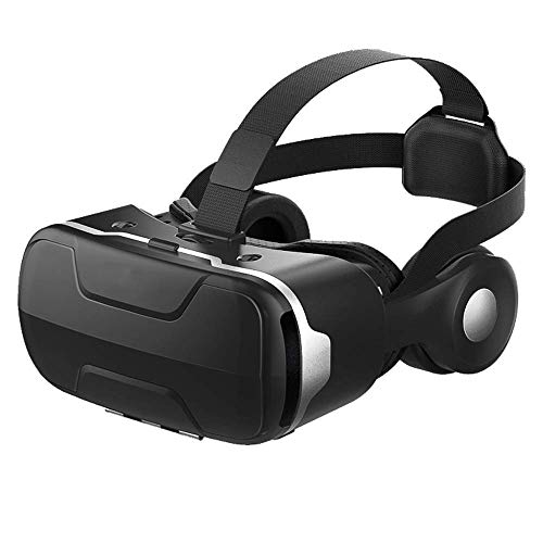 Sale!! VR Glasses 3D Virtual Reality Head-Mounted Helmet Headset 3D Glasses vr Game Movie Apple Andr...