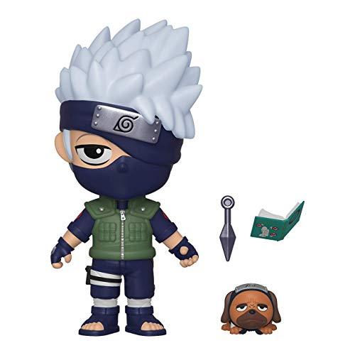 Funko - 5 Star: Naruto S3 - Kakashi Figura Coleccionable, Multicolor (41079)