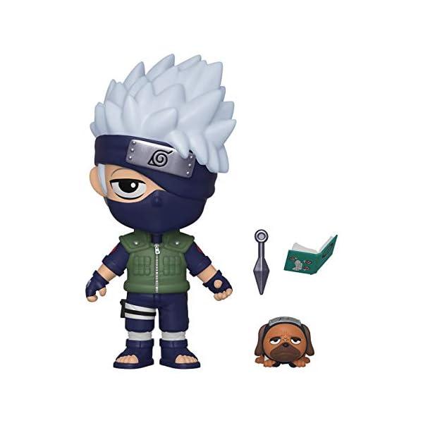 Funko - 5 Star: Naruto S3 - Kakashi Figura Coleccionable, Multicolor (41079) 1