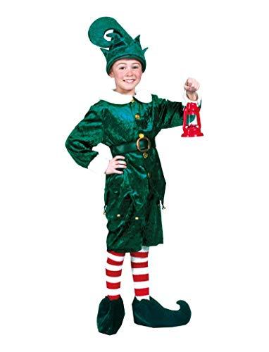 Disfraz de elfo Niño Disfraz infantil de Navidad gnomo Kobold ...