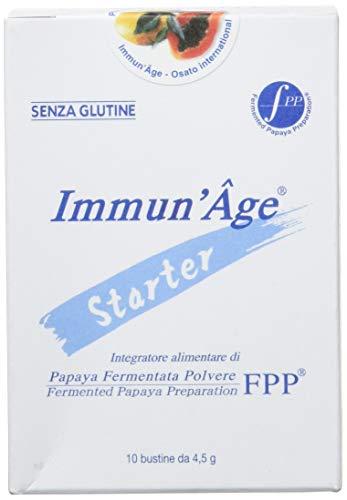 Named 10528 Immun'age Starter, Integratore Alimentare, 10 Buste da 4.5 gr