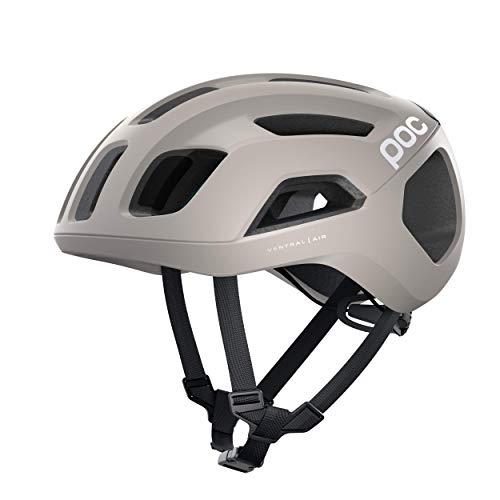 POC Casco de Bicicleta Unisex para Adultos, Ventral Air Spin, Moonstone Grey...