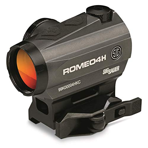 Sig Sauer SOR43011 Romeo4H Red Dot