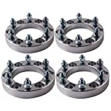 maXpeedingrods 4 Wheel Spacers Adapter 6x139.7mm 30mm 6x5.5''