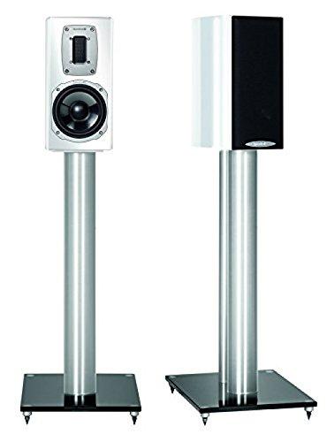 Quadral Chromium Style 32 60W Weiß - Lautsprecher (2-Wege, 2.0 Kanäle, USB, 60 W, 40-65000 Hz, Weiß)