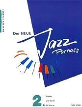 Manfred Schmitz: La nueva Jazz Parnass Band 2 con lápiz – La Jazz estándar para el piano de clases con 155 pisos, piezas y estudios para piano creativo (partituras/sheet music)