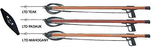 AB Biller LTD Teak Speargun (60')
