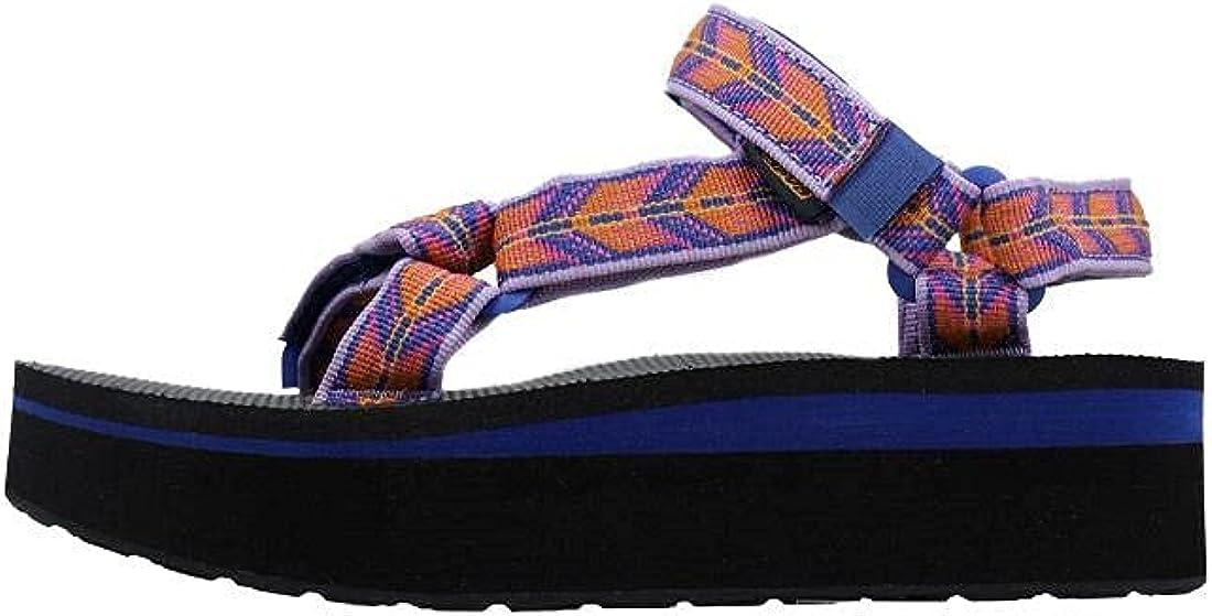 Teva ランキングTOP10 Women's Flatform 高額売筋 Universal Sandal