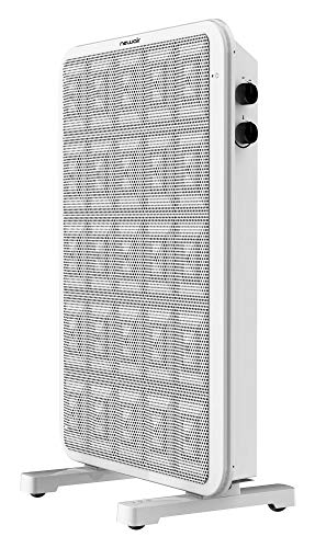 NewAir Portable Space Heater, Wall Mountable Electric Mica Room Heater...