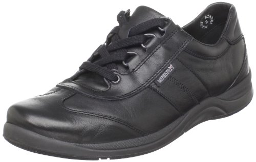 Mephisto Mephisto Damen Laser STYLBUCK 5400 Sneakers, Schwarz (Black), 38 EU